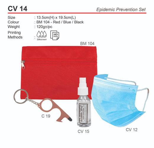 Covid 19 Prevention Kit (CV14)